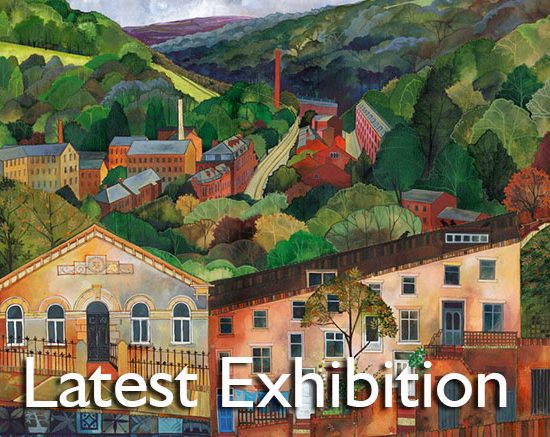 Latest Exhibition - Kate Lycett - Harrison Lord Gallery