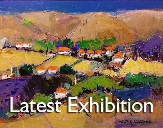 Latest Exhibition at Harrison Lord Gallery