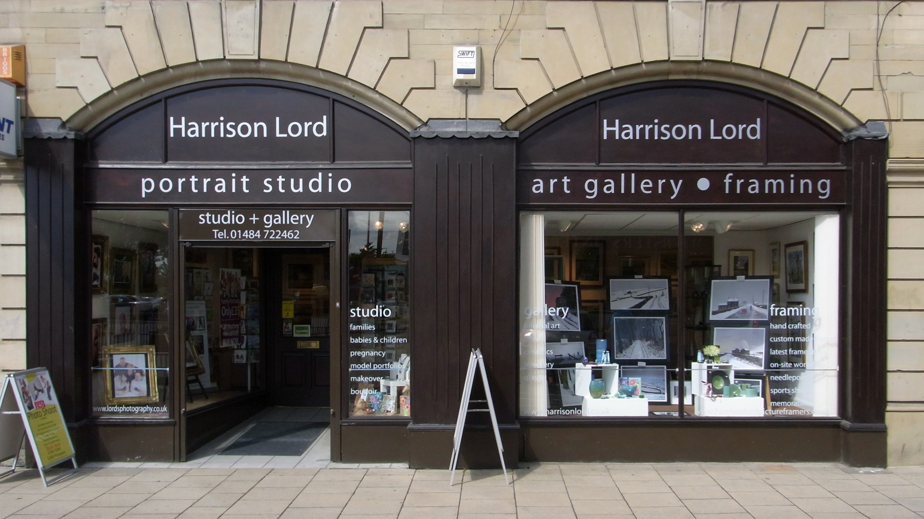 Harrison Lord Gallery