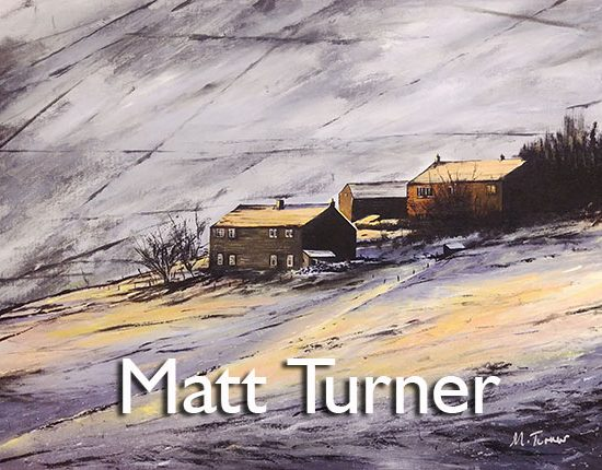Matt Turner - Pennine Farms at Sunset