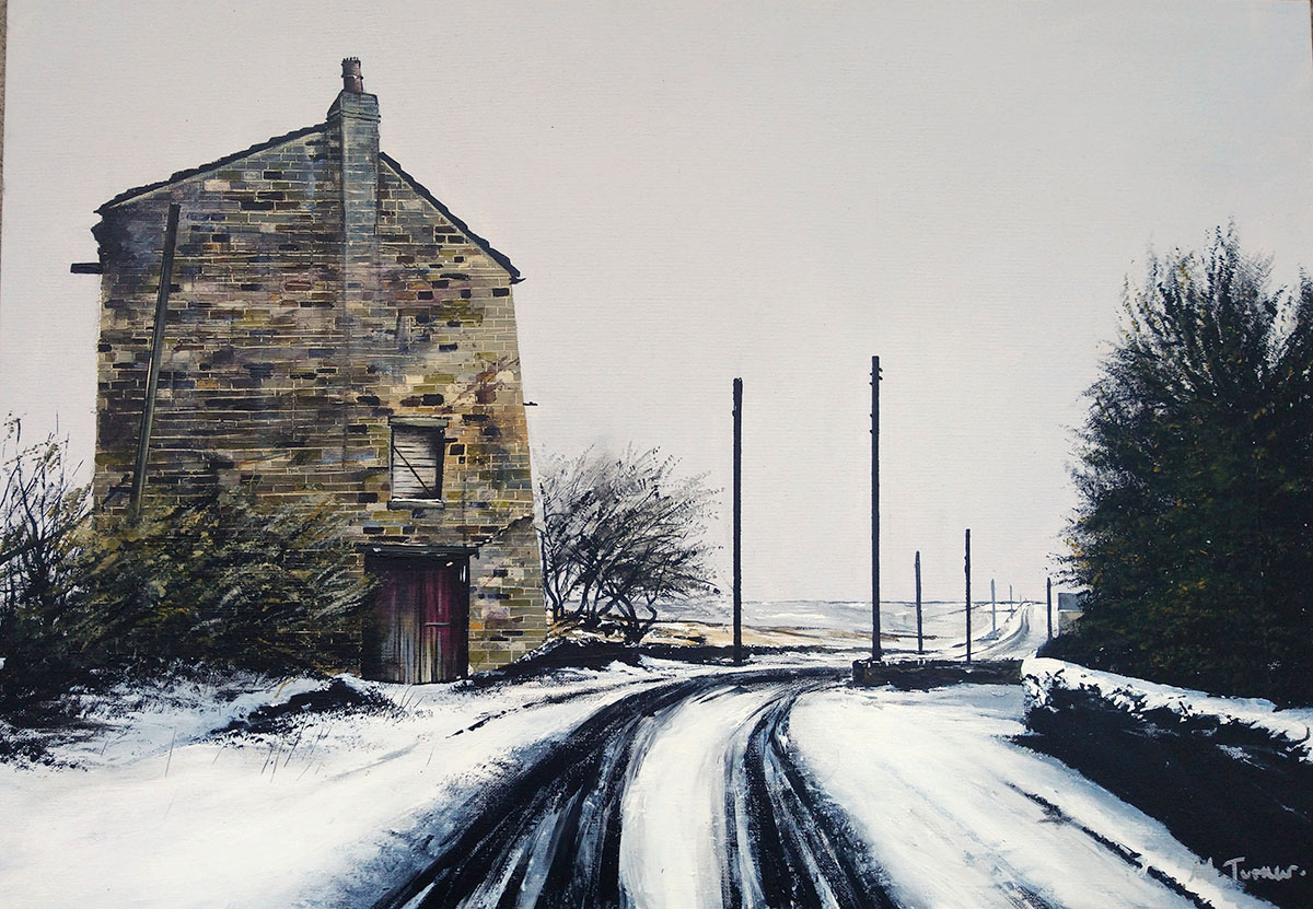 Matt Turner_ Winter Road
