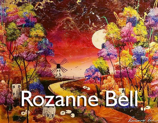 Rozanne Bell | The Harrison Lord Gallery