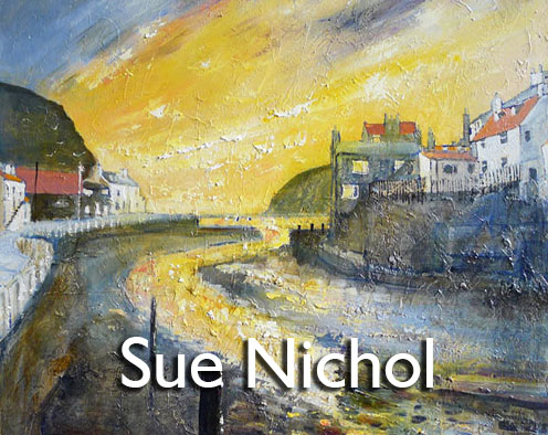 Sue Nichol_ Good Morning Staithes