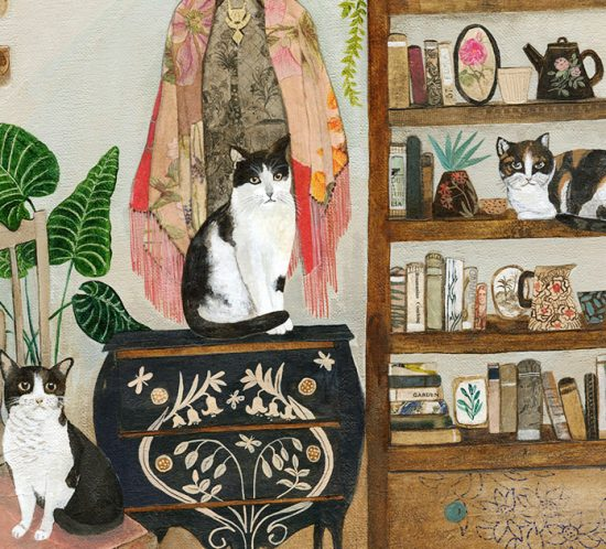 Rachel Grant_Feline friends web