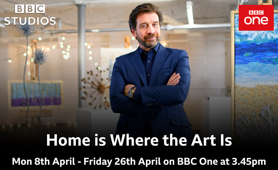 BBC TV Programme - Home is Where the Art Is