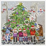 Roger Davies - Carols by the Christmas Tree - Roger Davies