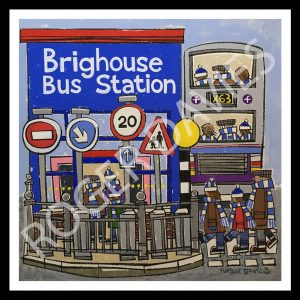 Going To The Match (From Brighouse Bus Station)- Roger Davies