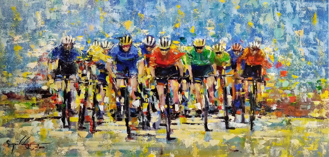 Tour de Yorkshire - Simon Wright