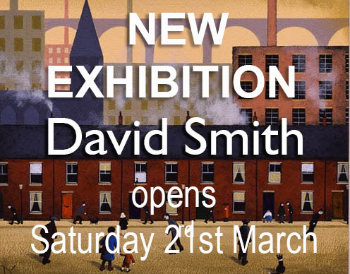 David Smith -New exhibition March 2020 by David Smith - Harrison Lord Gallery