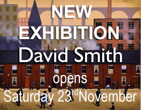 New exhibition by David Smith - Harrison Lord Gallery