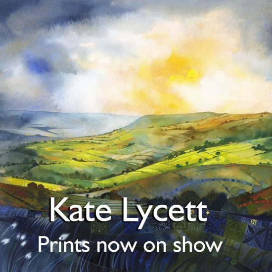 Kate Lycett - A Break in the Clouds - Harrison Lord Gallery