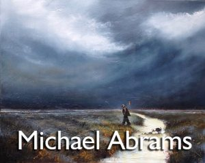 Artist Michael Abrams