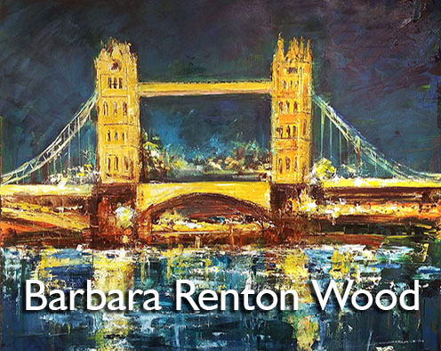 Barbara Renton Wood_ London Tower Bridge