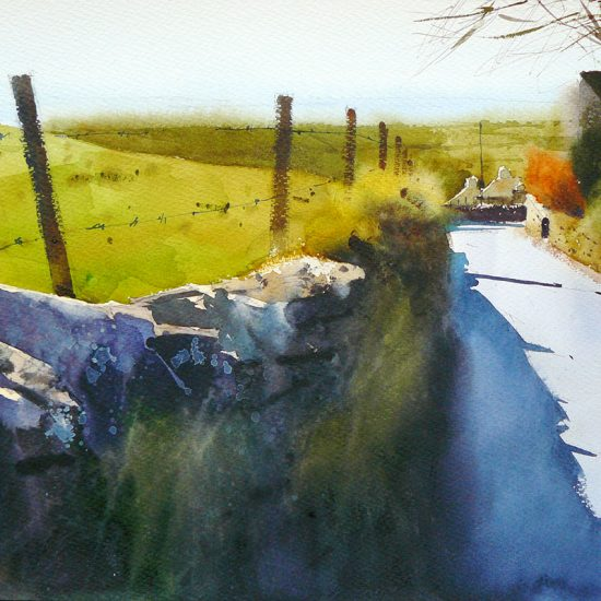 Paul Talbot-Greaves _ A bright day in Pendle