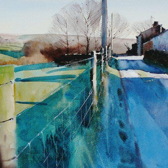 Paul Talbot-Greaves _ Cool winter shadows