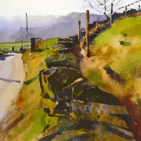 Paul Talbot-Greaves _ Country Lane