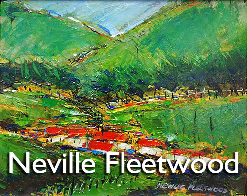 Neville Fleetwood_Hillside Cottages