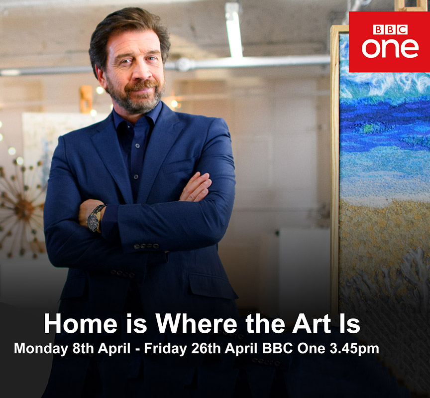 Home is Where is the Art Is BBC TV