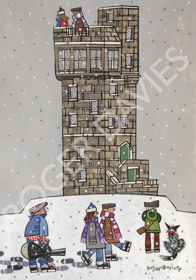 Roger Davies _ Castle Hill