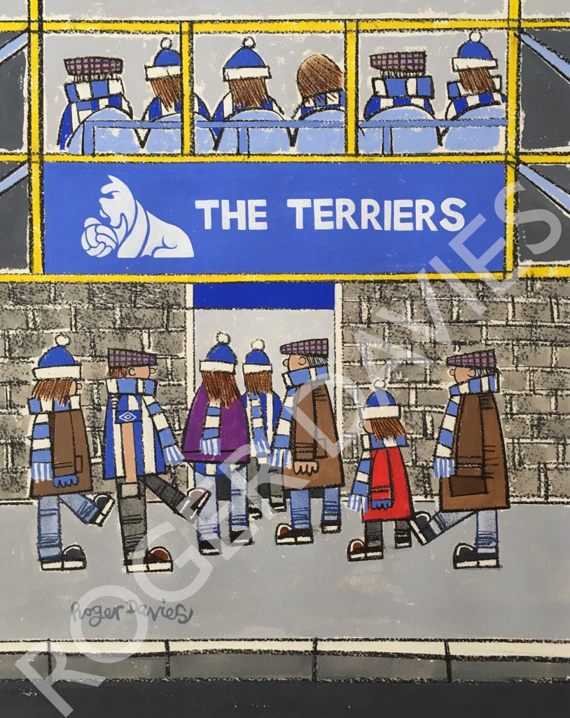 Roger Davies _ The Terriers