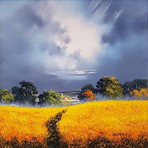 Allan_Morgan_golden_fields_original_