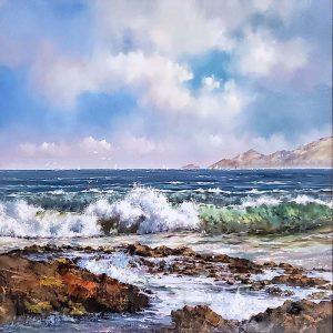 Allan_Morgan_original_boating_blue_seas_ID228