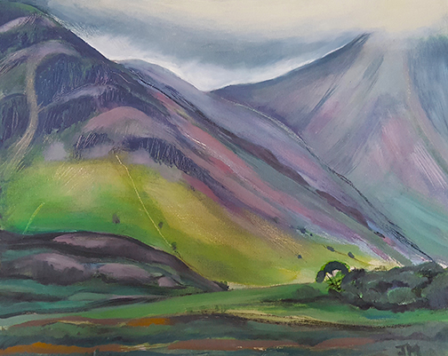 Jan Morley - Majestic Mountains