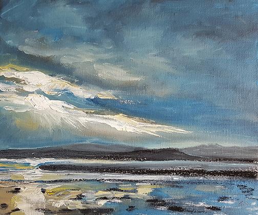 Jan Morley evening light
