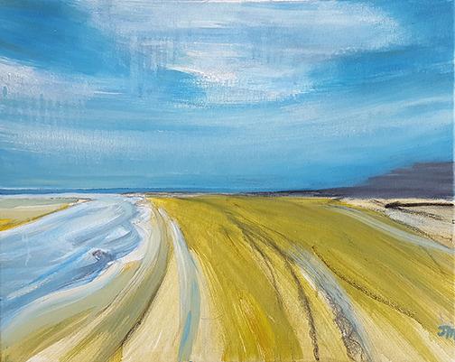 Jan Morley - shifting sands