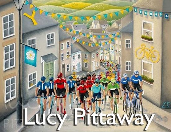 Lucy Pittaway - Pedals Passion & Glory