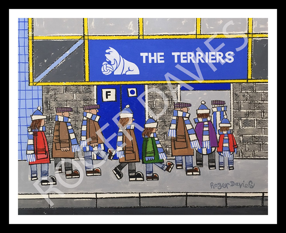 The Terriers 3 - Roger Davies