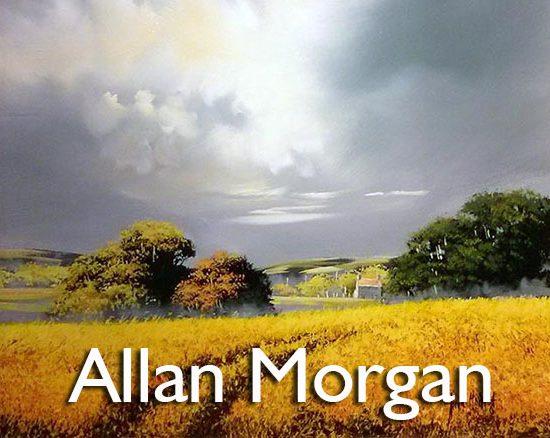 Allan Morgan artist