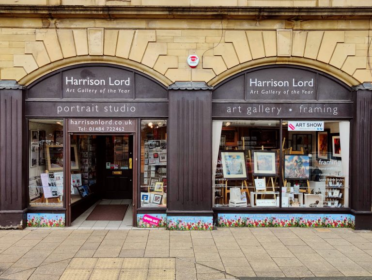 The Harrison Lord Gallery - Brighouse