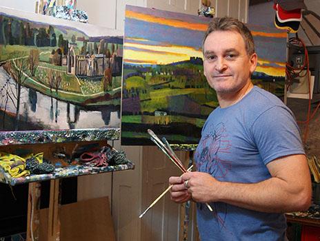 Mark Sofilas Artist