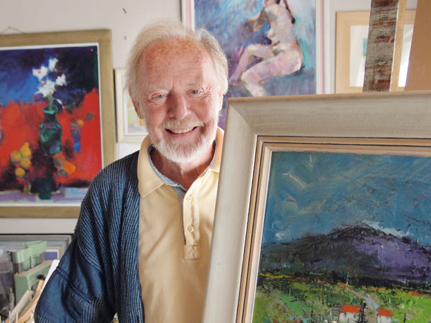 Neville Fleetwood Artist