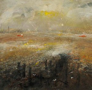 Stephen Todd -Red Boats