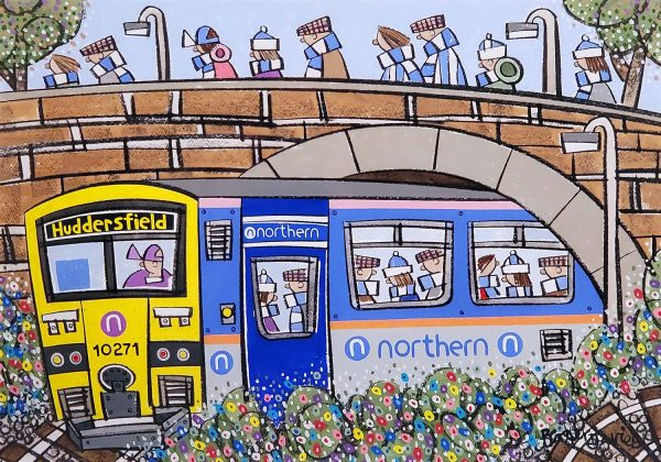 Roger_Davies_original_Terriers_Going_To_The_Match_On_the_northern_service_to_Huddersfield_RD217