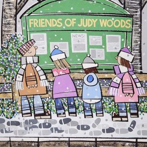 Roger_Davies_Original_Friends_of_Judy_Woods_in_Wyke_Winter_RD231