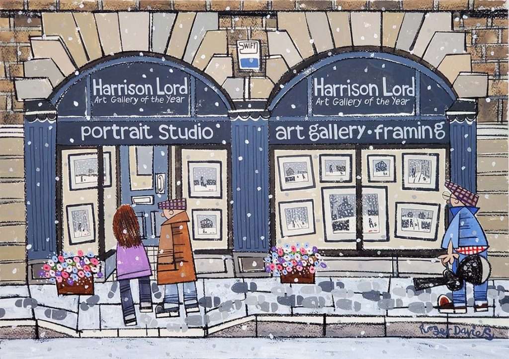 Harrison Lord Gallery