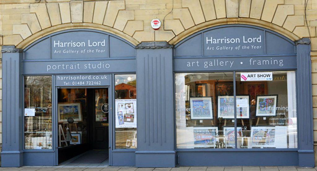 Harrison Lord Gallery shop