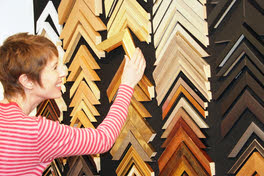 Harrison Lord Picture Framing