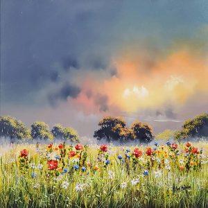 Allan Morgan - Summer Meadow - original - id399